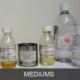 Ingrediënten en Recepten voor Medium voor Olieverf