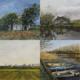 Portfolio - Landschappen - Olieverf - Pieter Broertjes